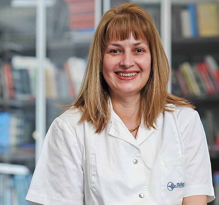 Prof. dr. sc. Iva Dekaris